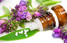 טיפול באמצעות הומאופתיה
